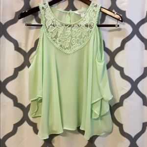Great spring time top